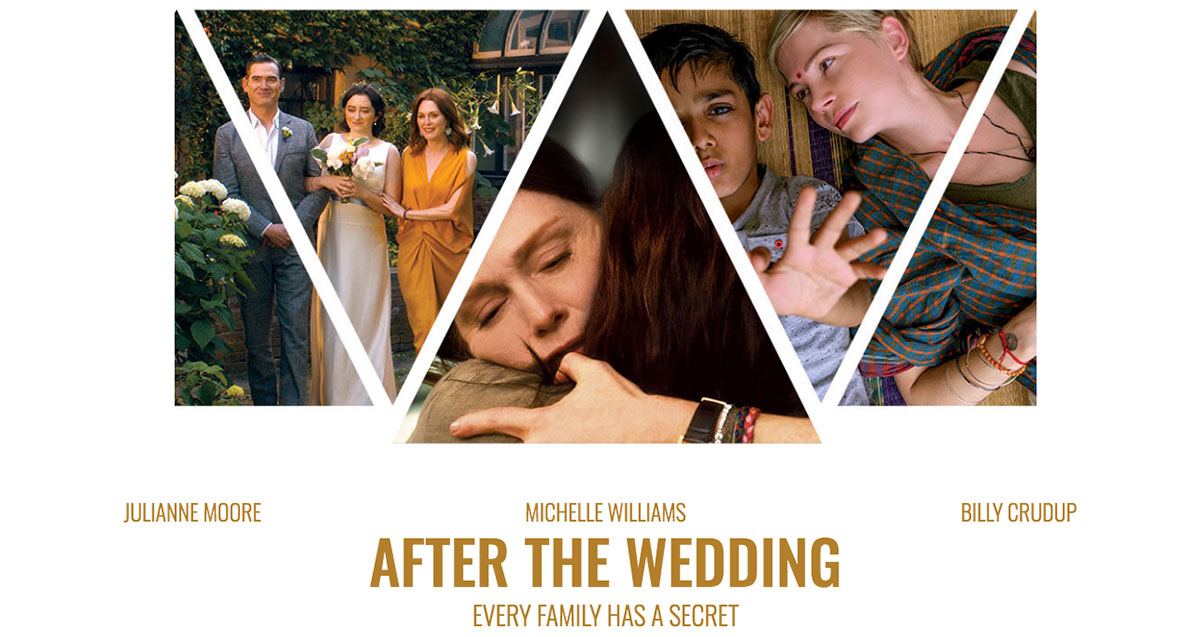 AFTER THE WEDDING | a Sony Pictures Classics release