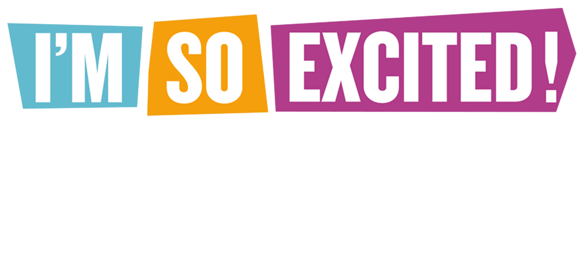Image result for I am so excited pic