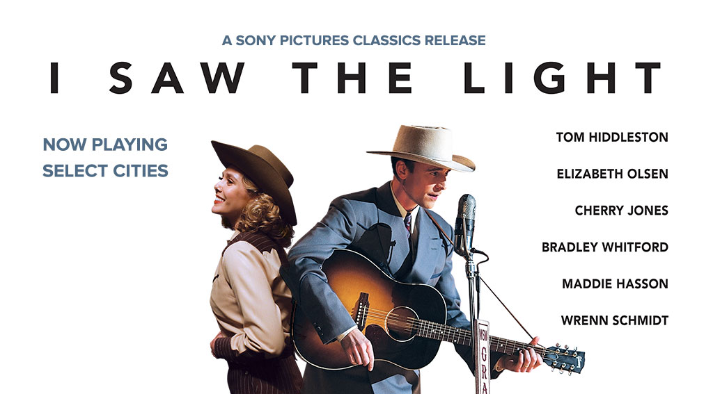 i saw the light a sony pictures classics release