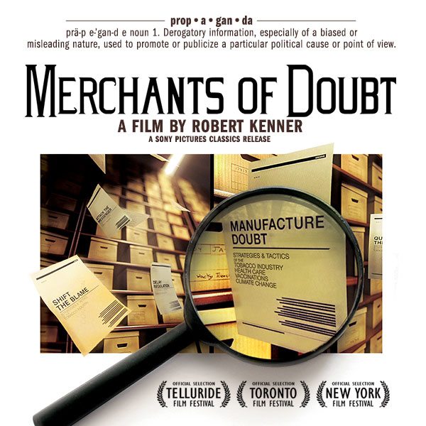 Merchants of Doubt || A Sony Pictures Classics Release