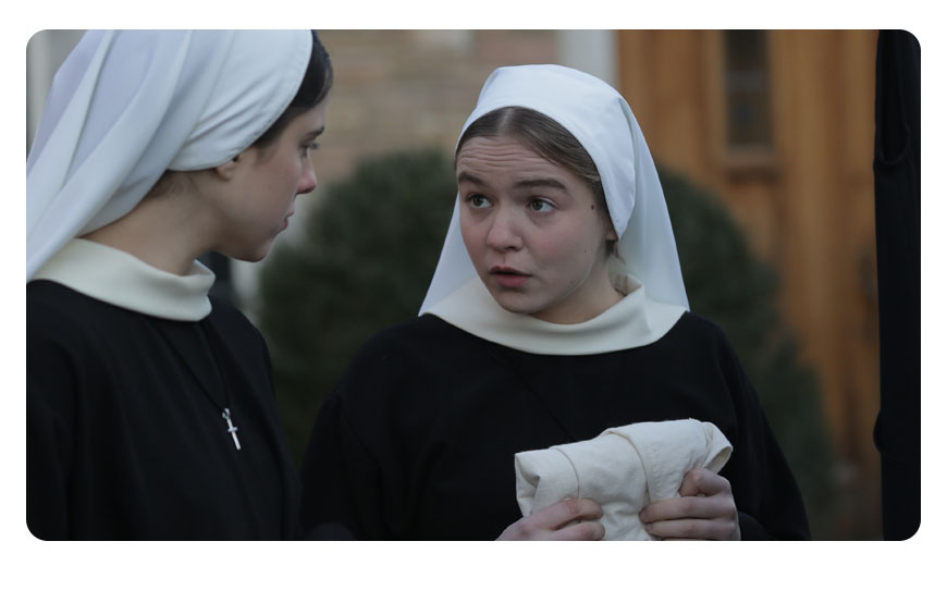 the novitiate short story