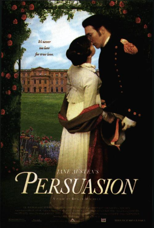 jane austen persuasion 1 persuasion is austen's last completed novel and was only published posthumously it is often described as autumnal, and sometimes as a work over which austen's debilitating illness and approaching death has cast a pall.