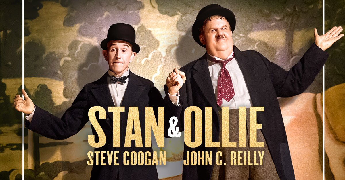 fdfd70932f5 Stan & Ollie || A Sony Pictures Classics Release