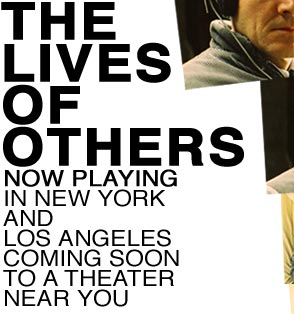 the lives of others film essays