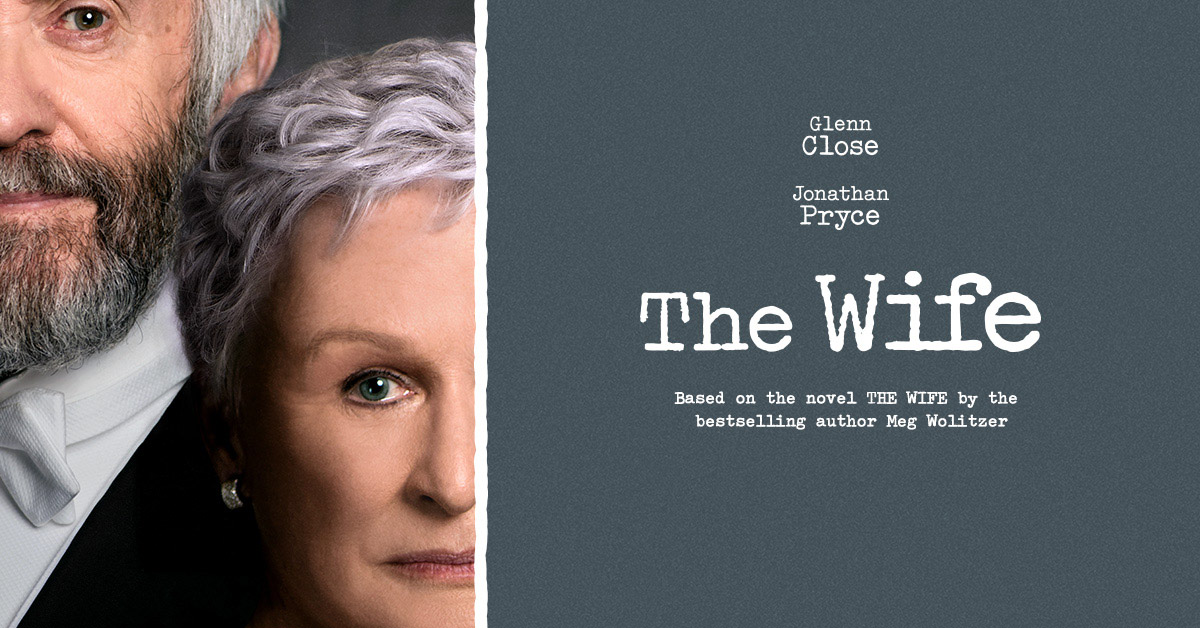 The Wife A Sony Pictures Classics Release